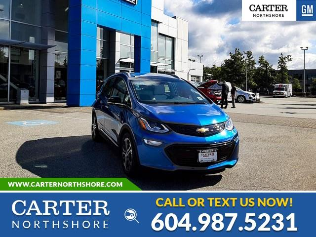 2020 Chevrolet Bolt EV Premier (Stk: B69930) in North Vancouver - Image 1 of 13