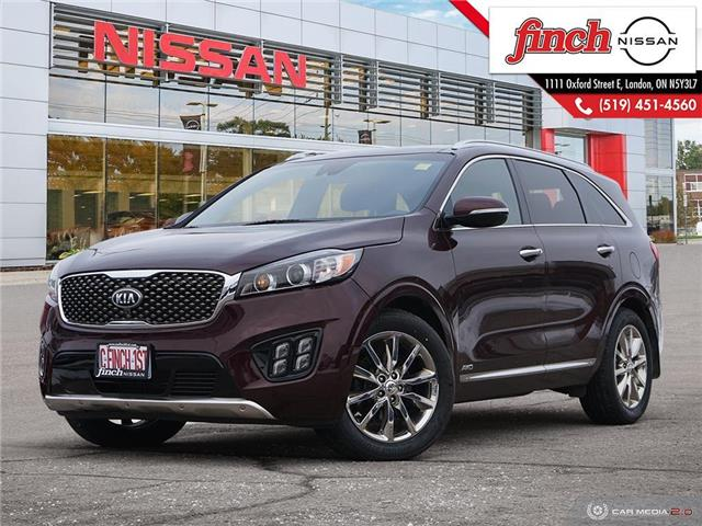 2018 Kia Sorento 3.3L SXL (Stk: 06534-A) in London - Image 1 of 27