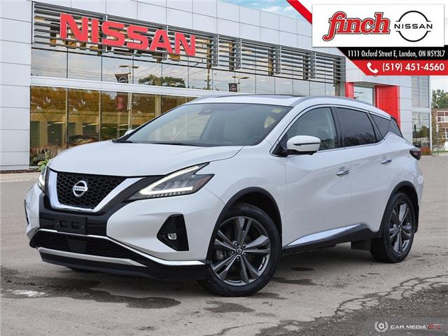 2019 Nissan Murano Platinum (Stk: 18004-A) in London - Image 1 of 27