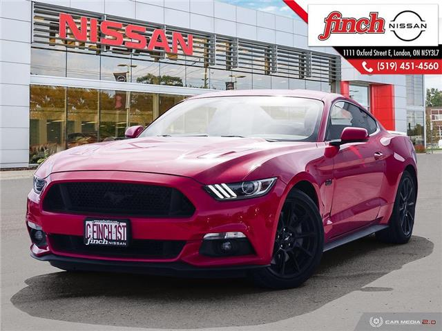 2016 Ford Mustang GT Premium (Stk: 18013-A1) in London - Image 1 of 28