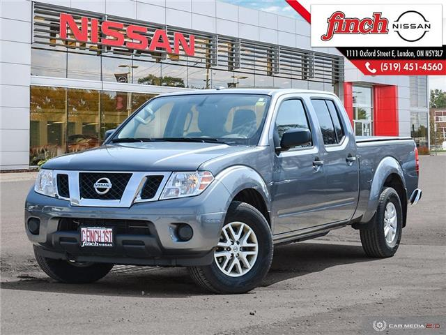 2018 Nissan Frontier  (Stk: 13005-A) in London - Image 1 of 27