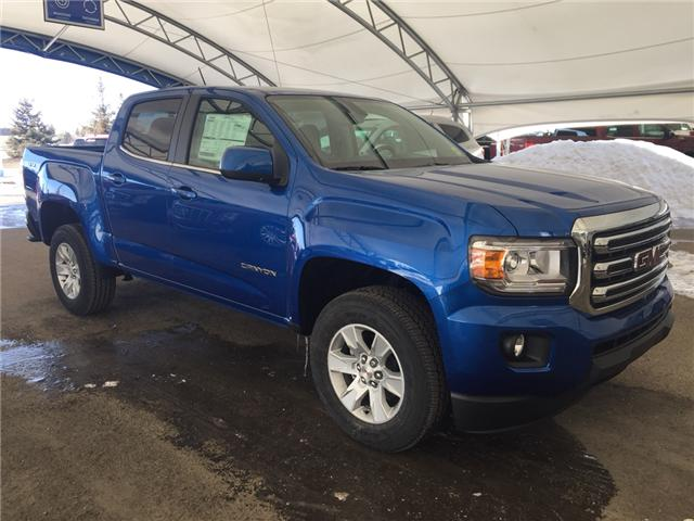 2018 GMC Canyon SLE (Stk: 162807) in AIRDRIE - Image 1 of 18