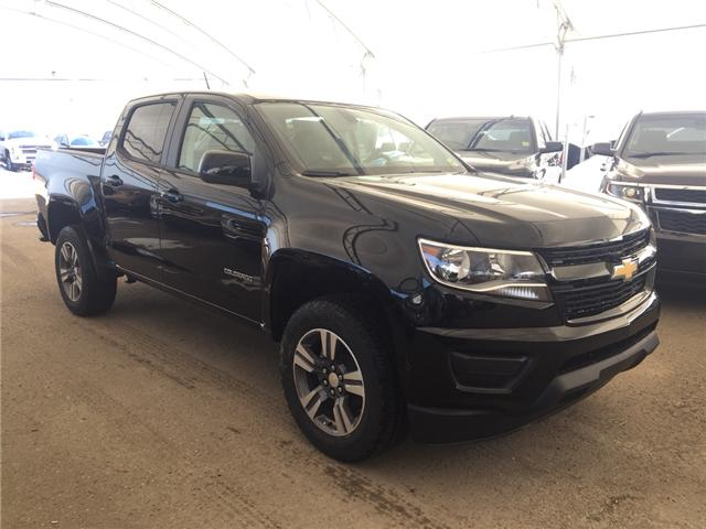 2018 Chevrolet Colorado WT (Stk: 162102) in AIRDRIE - Image 1 of 17