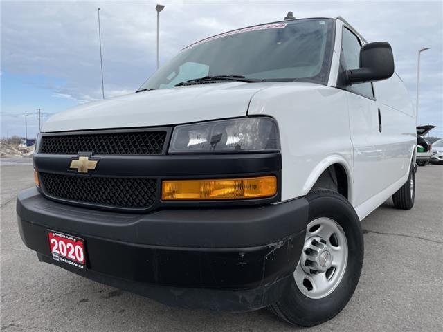 2020 Chevrolet Express 2500 Work Van (Stk: 55718) in Carleton Place - Image 1 of 17