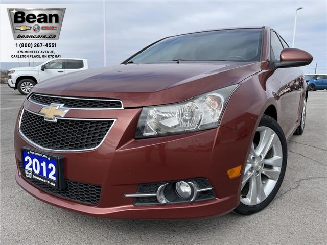 2012 Chevrolet Cruze LTZ Turbo (Stk: 99059) in Carleton Place - Image 1 of 20