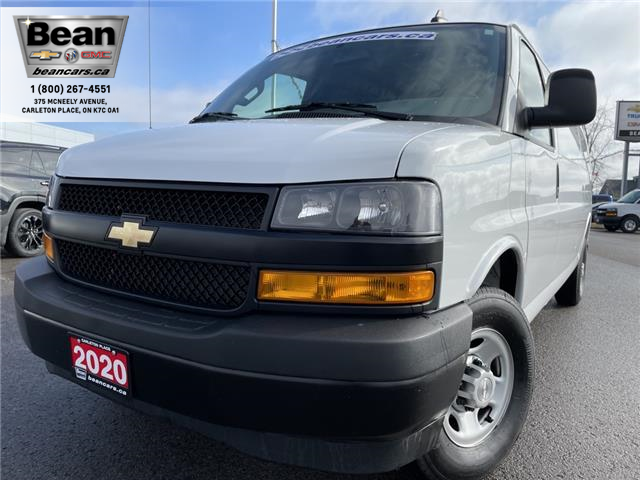 2020 Chevrolet Express 2500 Work Van 1GCWGBFP5L1156376 56376 in Carleton Place
