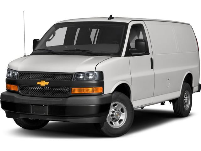 2020 Chevrolet Express 2500 Work Van 1GCWGBFP9L1140214 40214 in Carleton Place