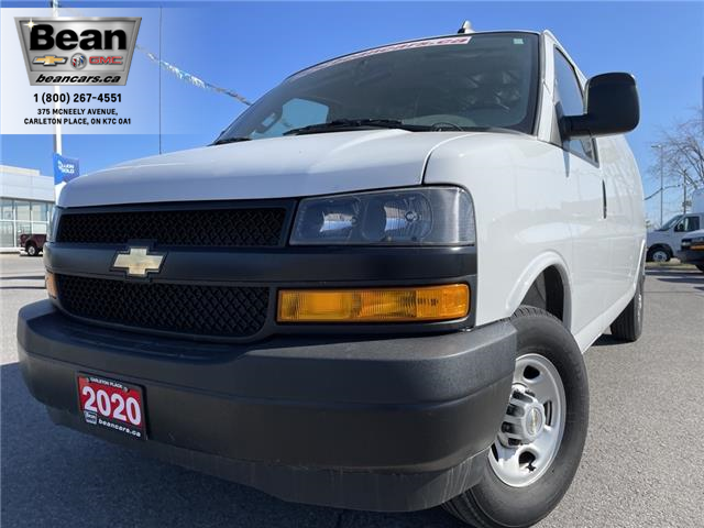 2020 Chevrolet Express 2500 Work Van 1GCWGBFP5L1187496 87496 in Carleton Place