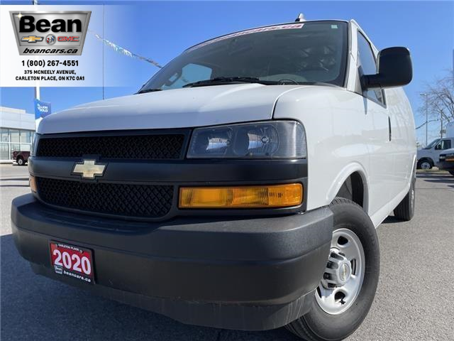 2020 Chevrolet Express 2500 Work Van 1GCWGBFP2L1177833 77833 in Carleton Place