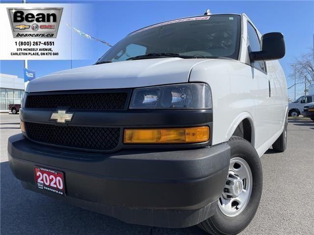 2020 Chevrolet Express 2500 Work Van 1GCWGBFP9L1143405 143405 in Carleton Place