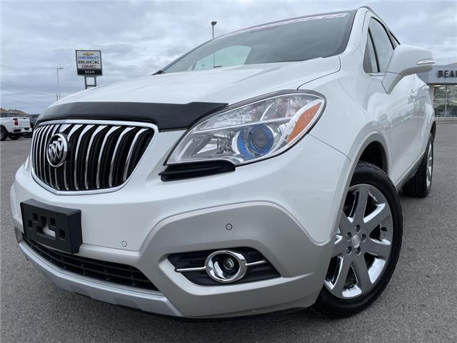 2014 Buick Encore Premium (Stk: 663838) in Carleton Place - Image 1 of 23