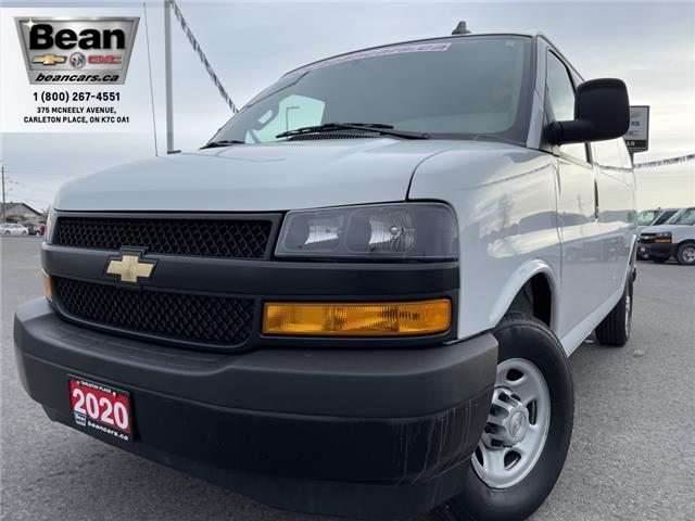 2020 Chevrolet Express 2500 Work Van 1GCWGAFP0L1142850 42850 in Carleton Place