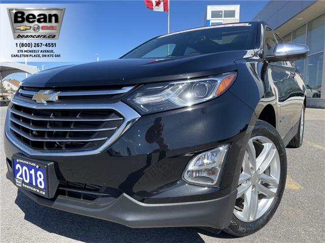 2018 Chevrolet Equinox Premier (Stk: 244376) in Carleton Place - Image 1 of 25