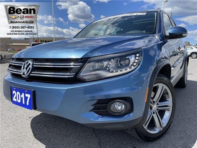 2017 Volkswagen Tiguan Highline (Stk: 033023) in Carleton Place - Image 1 of 24