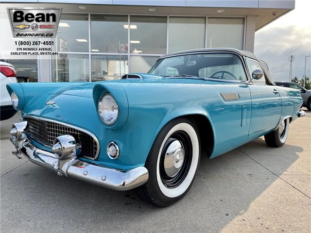 1956 Ford THUNDERBIRD CONVERTIBLE CONTINENTAL PACKAGE (Stk: 32813) in Carleton Place - Image 1 of 29