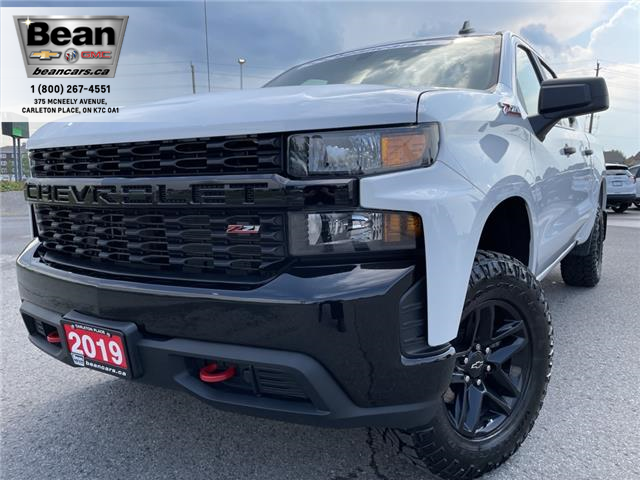2019 Chevrolet Silverado 1500 Silverado Custom Trail Boss (Stk: 60367) in Carleton Place - Image 1 of 22