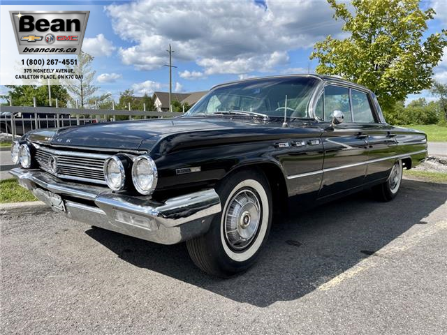 1962 Buick INVICTA WILDCAT 445 4DR SEDAN SILVER/GREEN (Stk: 71699) in Carleton Place - Image 1 of 2