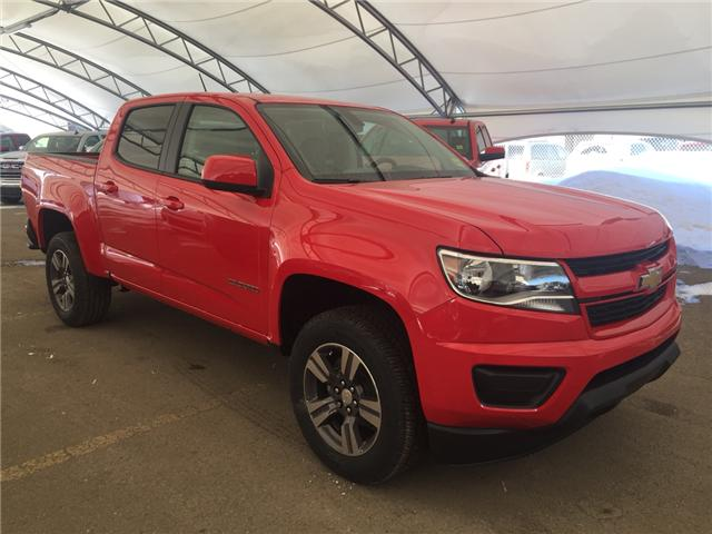2018 Chevrolet Colorado WT (Stk: 162278) in AIRDRIE - Image 1 of 17