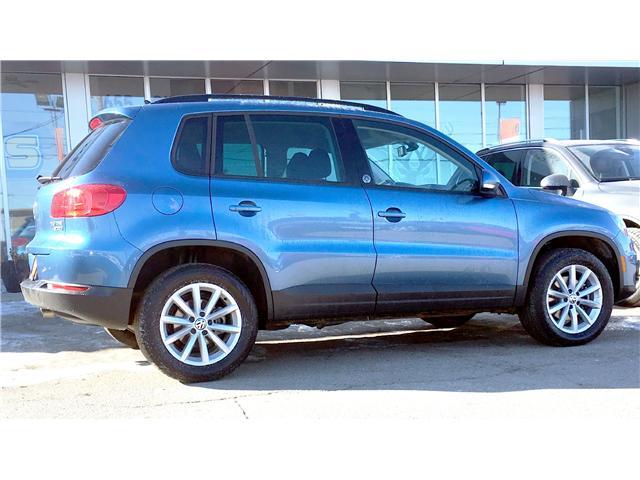 2017 Volkswagen Tiguan Wolfsburg Edition (Stk: V6716) in Saskatoon - Image 2 of 24