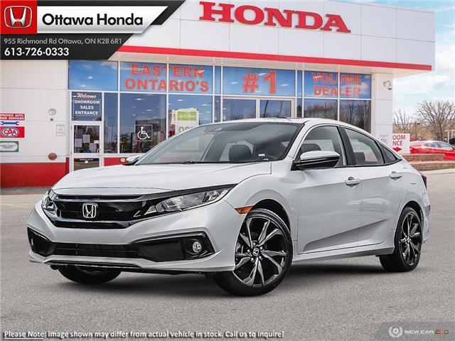 2021 Honda Civic Sport (Stk: 342120) in Ottawa - Image 1 of 23