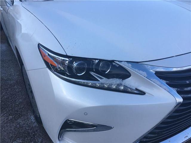 2018 Lexus ES 300h Base (Stk: 173719) in Brampton - Image 4 of 5