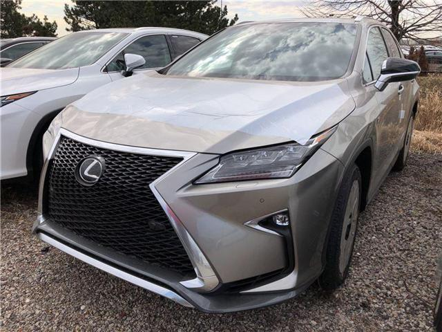2018 Lexus RX 350 Base (Stk: 142630) in Brampton - Image 1 of 5