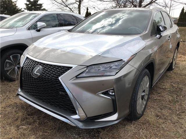 2018 Lexus RX 350 Base (Stk: 142453) in Brampton - Image 1 of 5