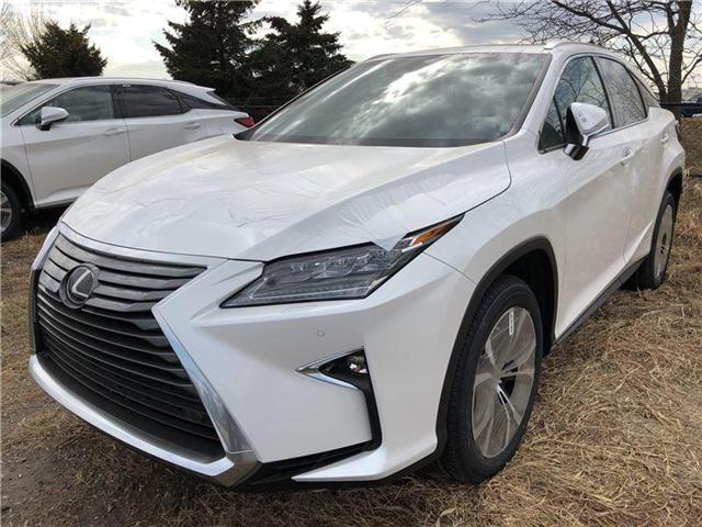 2018 Lexus RX 350 Base (Stk: 142595) in Brampton - Image 1 of 5