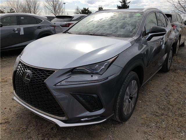 2018 Lexus NX 300 Base (Stk: 165886) in Brampton - Image 1 of 5