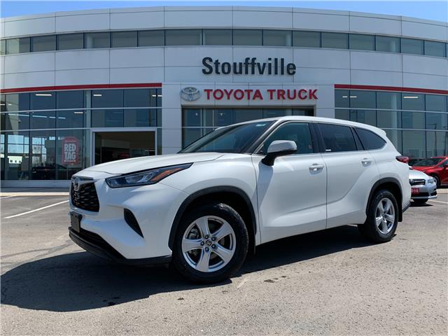 2020 Toyota Highlander LE (Stk: 200904) in Whitchurch-Stouffville - Image 1 of 27