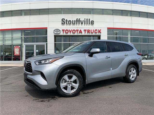 2020 Toyota Highlander L (Stk: 200946) in Whitchurch-Stouffville - Image 1 of 25