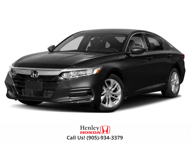 2018 Honda Accord LX (Stk: H17015) in St. Catharines - Image 1 of 9