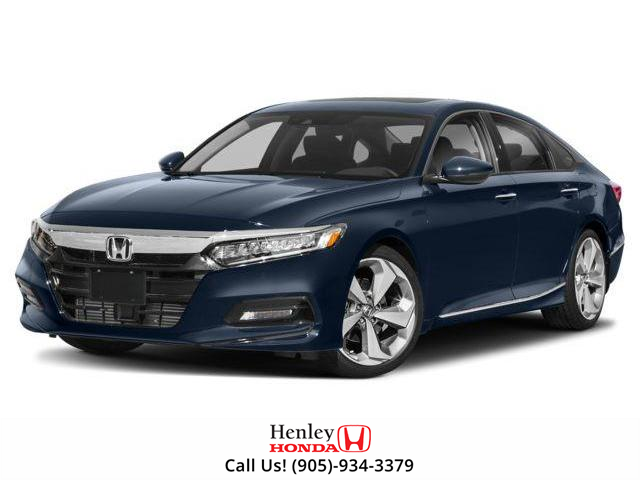 2018 Honda Accord Touring (Stk: H17016) in St. Catharines - Image 1 of 9
