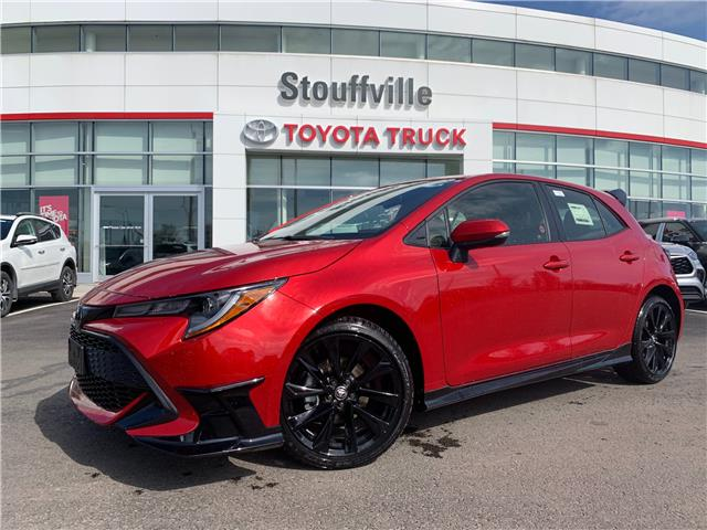 2021 Toyota Corolla Hatchback Base (Stk: 210018) in Whitchurch-Stouffville - Image 1 of 22