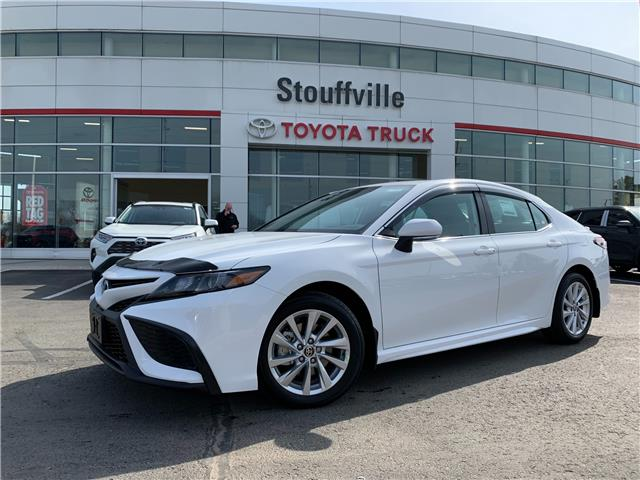 2021 Toyota Camry SE (Stk: 210473) in Whitchurch-Stouffville - Image 1 of 21