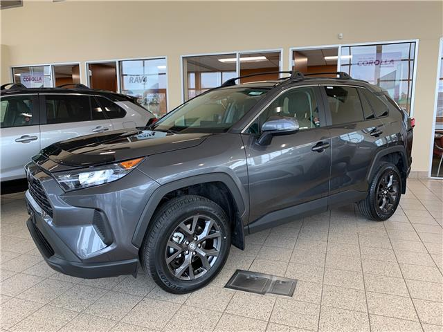 2021 Toyota RAV4 LE (Stk: 210304) in Whitchurch-Stouffville - Image 1 of 22