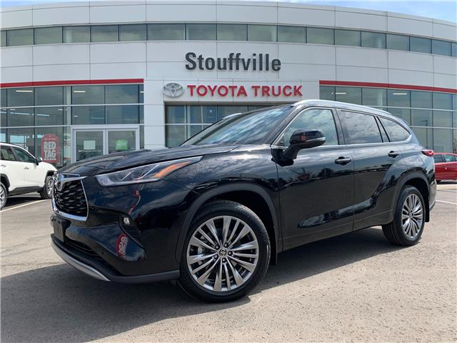 2021 Toyota Highlander Limited (Stk: 210547) in Whitchurch-Stouffville - Image 1 of 27