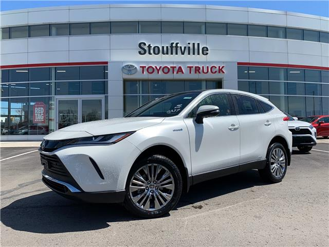 2021 Toyota Venza Limited (Stk: 210571) in Whitchurch-Stouffville - Image 1 of 26