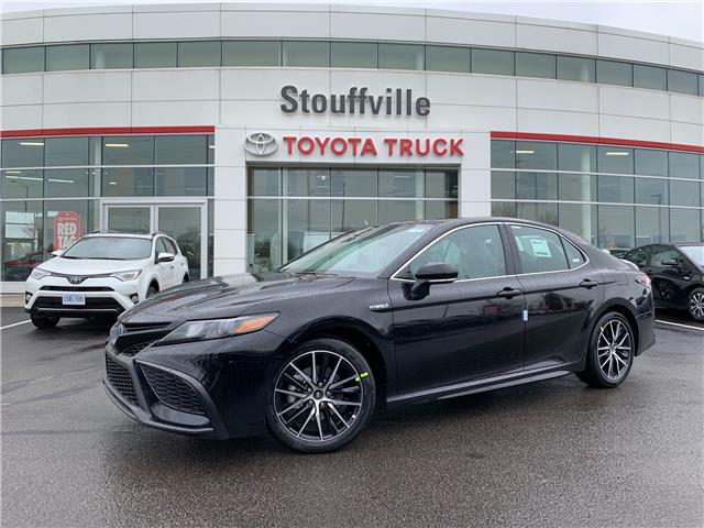 2021 Toyota Camry Hybrid SE (Stk: 210575) in Whitchurch-Stouffville - Image 1 of 24