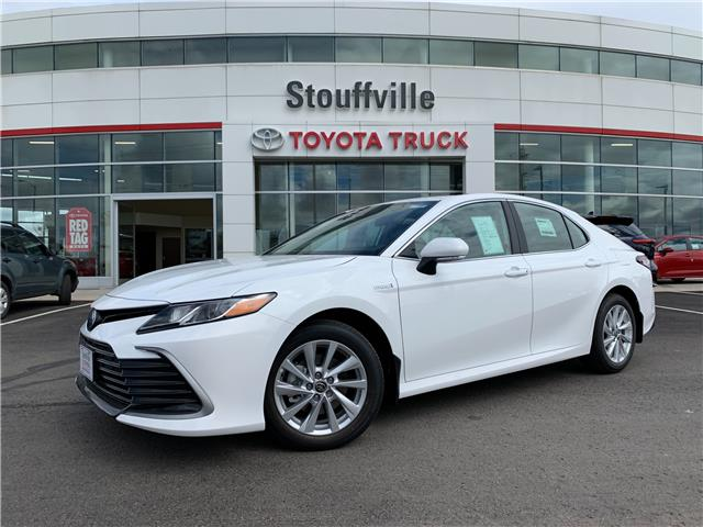 2021 Toyota Camry Hybrid LE (Stk: 210299) in Whitchurch-Stouffville - Image 1 of 23