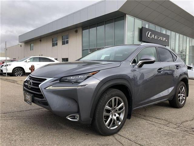 2015 Lexus NX 200t Base (Stk: 009756P) in Brampton - Image 1 of 15