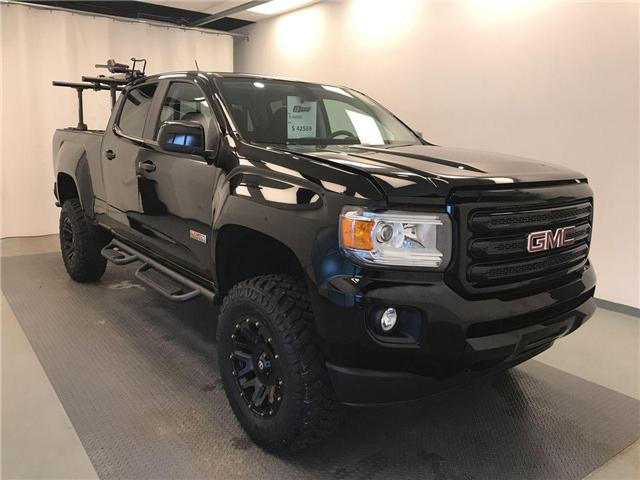 2018 GMC Canyon SLE (Stk: 190019) in Lethbridge - Image 1 of 19