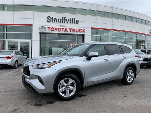 2021 Toyota Highlander Hybrid LE (Stk: 210224) in Whitchurch-Stouffville - Image 1 of 29