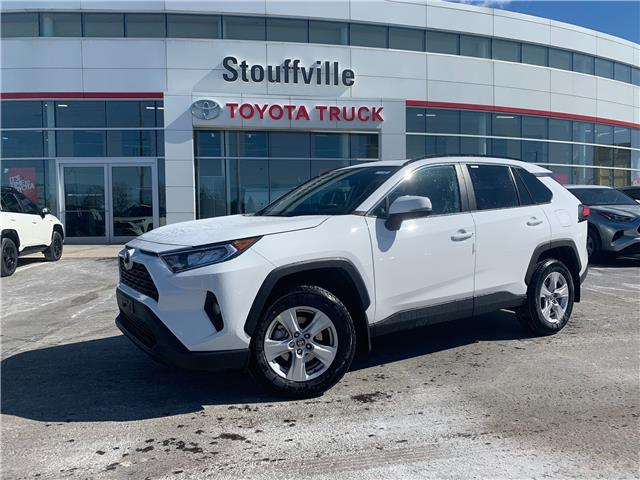 2021 Toyota RAV4 XLE (Stk: 210481) in Whitchurch-Stouffville - Image 1 of 29
