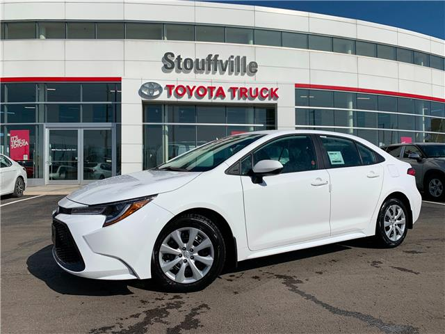 2021 Toyota Corolla LE (Stk: 210024) in Whitchurch-Stouffville - Image 1 of 25