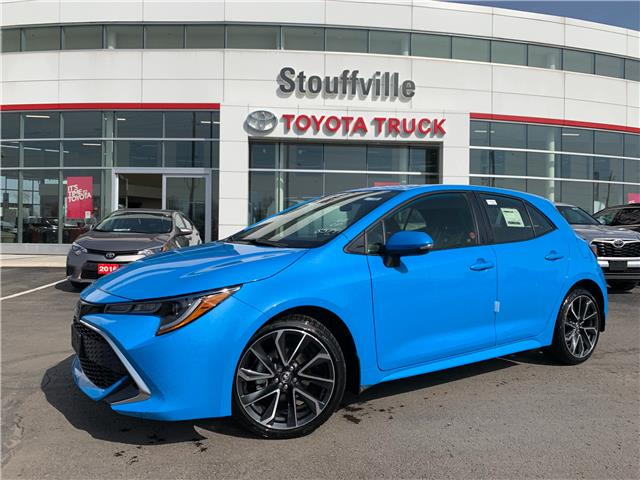 2021 Toyota Corolla Hatchback Base (Stk: 210358) in Whitchurch-Stouffville - Image 1 of 25