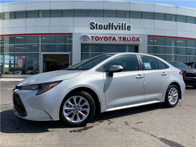 2021 Toyota Corolla LE (Stk: 210006) in Whitchurch-Stouffville - Image 1 of 22