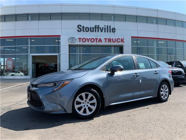 2021 Toyota Corolla LE (Stk: 210447) in Whitchurch-Stouffville - Image 1 of 24