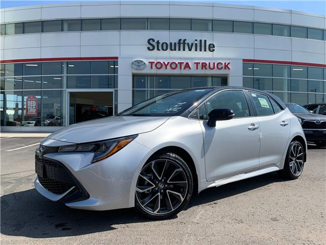 2021 Toyota Corolla Hatchback Base (Stk: 210403) in Whitchurch-Stouffville - Image 1 of 21