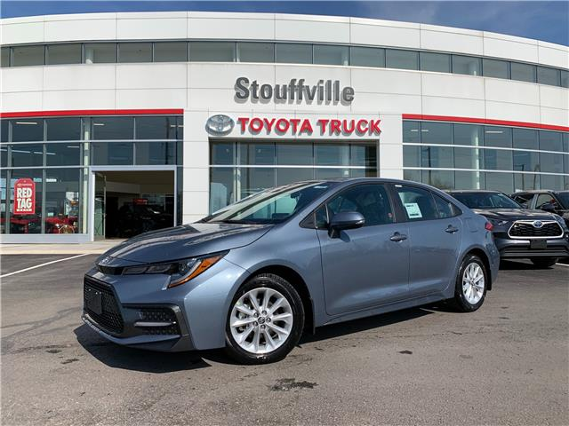 2021 Toyota Corolla SE (Stk: 210420) in Whitchurch-Stouffville - Image 1 of 23